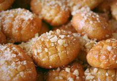 Greek Sweets, Greek Desserts, Greek Recipes, Sweets Recipes, Easter Recipes, Holiday Recipes, Cooking Recipes, Easter Food, Christmas Recipes
