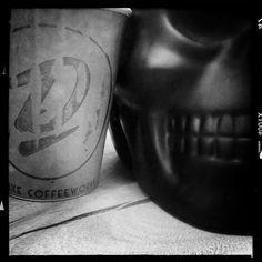 Killer coffee Moonlight, Coffee, Tattoos, Kaffee, Tattoo, A Tattoo, Tattoo Ink, Coffee Art, Time Tattoos