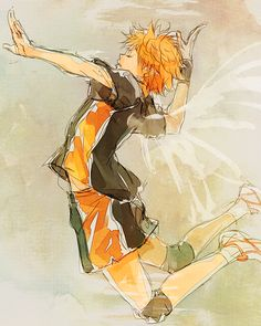 Hinata | Haikyuu!! || http://banafria.tumblr.com/post/85774922625/haikyuu-the-anime-is-so-well-done [please do not remove this caption with the source]