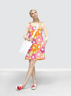 Marimekko by Nina Pirhonen, via Behance