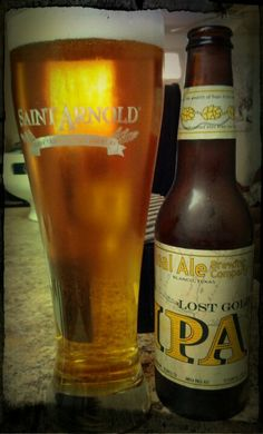 Real Ale Brewing Co.- Lost Gold IPA