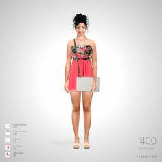 Traje de moda hecho por Elizabeth usando ropa de Zalando, Sunglasses Shop, 29 N Under, Call It Spring, Amazon Fashion. Estilo hecho en Trendage