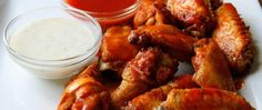 Brining brings out the succulence of poultry, and this quick-brine of salt, beer and brown sugar will intensify the taste of these spicy wings. To make them truly authentic, serve with ranch dressing and crisp celery stalks.
