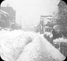 Snowy Barnsley Barnsley, Old Photos, Yorkshire, Arm, Strong, Places, Outdoor, Old Pictures, Outdoors