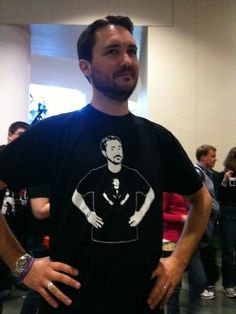Some people are wonderful.  Will Wheaton is a bad ass.