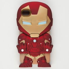 Marvel Chara-Covers Iron Man iPhone 4/4S Case 214974300   iPhone Cases   Tillys.com