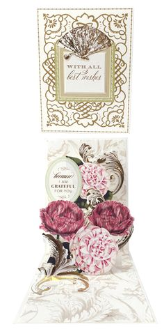Anna Griffin Sweet Salutations Pop Up Card Making Kit