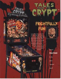 "Data East's ""Tales from the Crypt"""