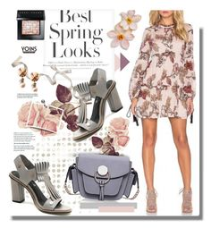 """""""Yoins.com: Best Spring Looks"""" by hamaly ❤ liked on Polyvore featuring H&M, Bobbi Brown Cosmetics, women's clothing, women, female, woman, misses and juniors"""