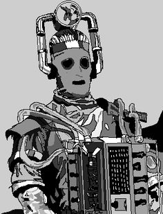 Tenth Planet Cyberman Bamboo Graphics tablet