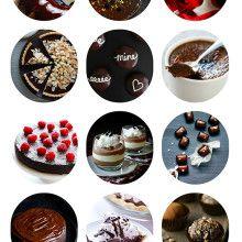 15 Chocolate Dessert Recipes | gimmesomeoven.com