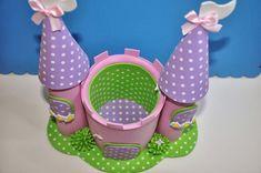 Manualidades Reme: Castillo para una princesa muy especial ...