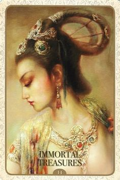 Kuan yin oracle the images are so pretty asian art pinterest chinese bodhisattva goddess of compassion mercy and kindness is considered to be a mother goddess and patron of seamen the name guan yin also spelt guan thecheapjerseys Gallery