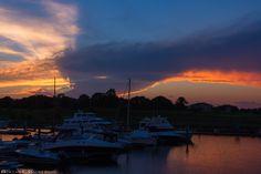 #Sunset #Sun #Crepuscular #Orange #Gold #Golden #GoldenHour #SouthCarolina #MyrtleBeach #Boat #Boats #Pier #Photography #Photograph #Photographer #FineArt #FineArtPhootgrapher #Like #Likes #Cloud #Clouds #Water #River #Dock #Port