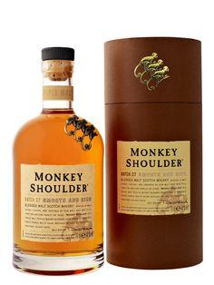 MONKEY SHOULDER                                                                                                               - La Maison du Whisky