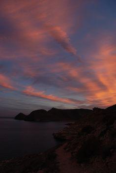 fotografocabodegata.com -Camino de las Negras al Playazo en el  Cabo de Gata Almería