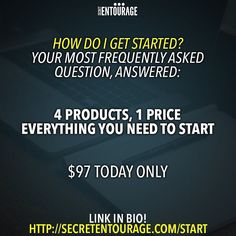 """We have put together the ultimate bundle to help you go from wannapreneur to entrepreneur and will only be available together at a discounted price THIS WEEKEND ONLY!  What do you get for $97? - A copy of #thirdcircletheory on eBook and audiobook. - Our 3-part Employee to Entrepreneur ebook series - Our latest guide """"The Big Idea"""" teaching you how to find and validate your business idea - And our course that goes over our ten-step process for building a million dollar business.  Get instant…"""