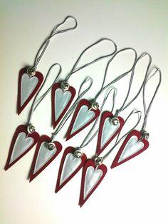 Tiuku-sydämet Clothes Hanger, Hangers, Hanger Hooks, Coat Stands