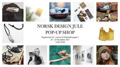 Norsk Design Jule pop-up shop – Neven