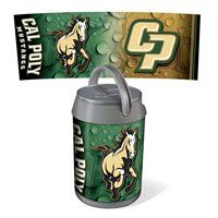 NCAA Cal Poly Mini Can Cooler by Picnic Time. #ATGstores #Mustangs