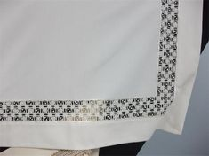 Openwork Edge An Hardanger Embroidery, Embroidery Stitches, Hand Embroidery, Embroidery Designs, Drawn Thread, Creative Embroidery, Types Of Embroidery, Blend Tool, Buy Fabric