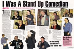Comedy Review Article Final S, Semi Final, Stand Up Comedians, Comedy, Writer, Baseball Cards, Movies, Movie Posters, Film Poster