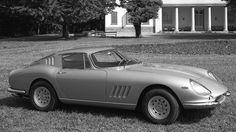 Steve McQueen's old Ferrari 275 GTB4 - BBC Top Gear
