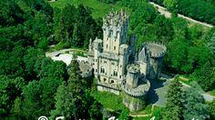 Butron Castle, Gatika, Bizkaia, Basque Country
