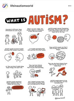 What Is Autism, Adhd And Autism, Autism Education, Autism Resources, E Learning, Anti Bullying, Elise Gravel, Autism Information, Autism Facts