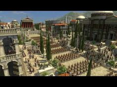 GRAND AGES: ROME - Trailer - English