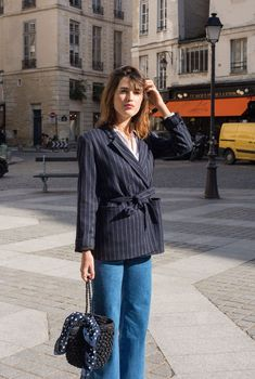 The Story Behind Why Paris Is So Fashionable via @WhoWhatWearAU