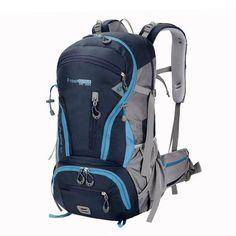 OUTDOOR SPORTS BACKPACK MOUNTAINEERING BAG HIKING MOCHILA DE CAMPING FISHING BACKPACKS TRAVEL SCHOOL BAGS RUCKSACK BOLSA XA42WA