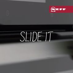 Get closer to your cooking with NEFF Slide&Hide®. The unique disappearing door makes it easy to baste, taste and monitor food. Big Kitchen, Open Plan Kitchen, Kitchen Living, Kitchen Decor, Kitchen Design, Smart Kitchen, Awesome Kitchen, Kitchen Layout, Kitchen Ideas