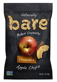 Bare Natural Apple Chips Cinnamon Gluten Free  Baked 17 Ounce Pack of 10 *** Read more  at the image link.