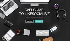 LikeSocialBiz is best website development agency in Los Angeles