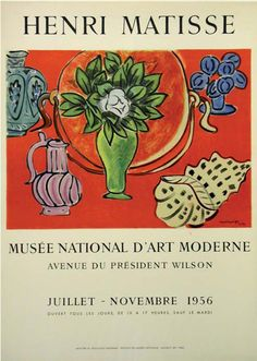 Henri Matisse lived in Nice from 1918 to the end of his life.