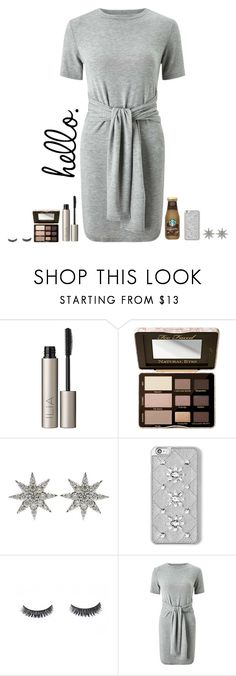 """New kid on the block"" by mary-grace-see ❤ liked on Polyvore featuring Ilia, Too Faced Cosmetics, Bee Goddess, MICHAEL Michael Kors, Miss Selfridge and bedroom"