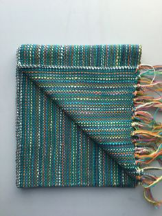 Hey, I found this really awesome Etsy listing at https://www.etsy.com/listing/491047983/dark-teal-scarf-woven-scarf