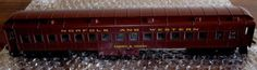 AHM/RIVAROSSI NORFOLK AND WESTERN EMORY & HENRY PULLMAN CAR--A BEAUTY!! #AHMRivarossi