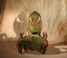 Звериная мебель от Мишель Аяр (Michel Haillard)
