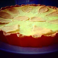 #crostata #ricotta e #ciliegie