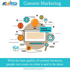 You can always count on AdAired Content Marketing Services as we provide the businesses with the best of quality services. It is everything for your brand to succeed and give us a chance to prove the worth. #content #marketing #adaired #contentcreator #contentmarketing #socialmedia #digitalmarketing #youtube #instagram #branding #seo #business #photography #advertising #video #digital #socialmediamarketing #brandreputation #brand