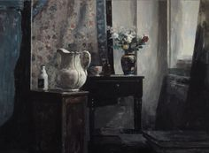 Hollis Dunlap - isn't this a fabulous still life!  Such a classic approach.  Love the angled perspective.
