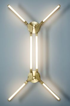 Lighting design: beautiful wall lamp, Pris by Pelle