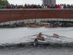 Final stretch - Head of the Charles 2011