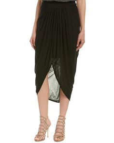 Michael Stars Shirred Maxi Skirt is on Rue. Shop it now.