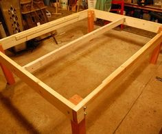 Best Diy Bed Risers Inexpsensive And Cheap Do It Yourself 640 x 480