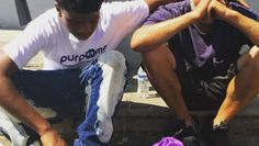 Photo of a teenager's selfless act to help homeless man in Kentucky goes viral