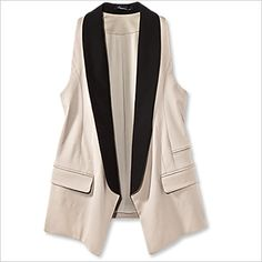 Spring Fashion Trends — Tuxedo 2.0: Kenneth Cole New York Vest