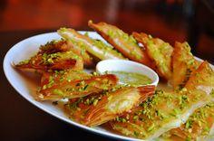 Shaabiyat Kacha Category – Dessert; Cuisine type – Middle EasternCourtesy: Chef Ammoury of The Address MarinaFor the last few days, I have been sharing recipes on everything – Starters, Salad…